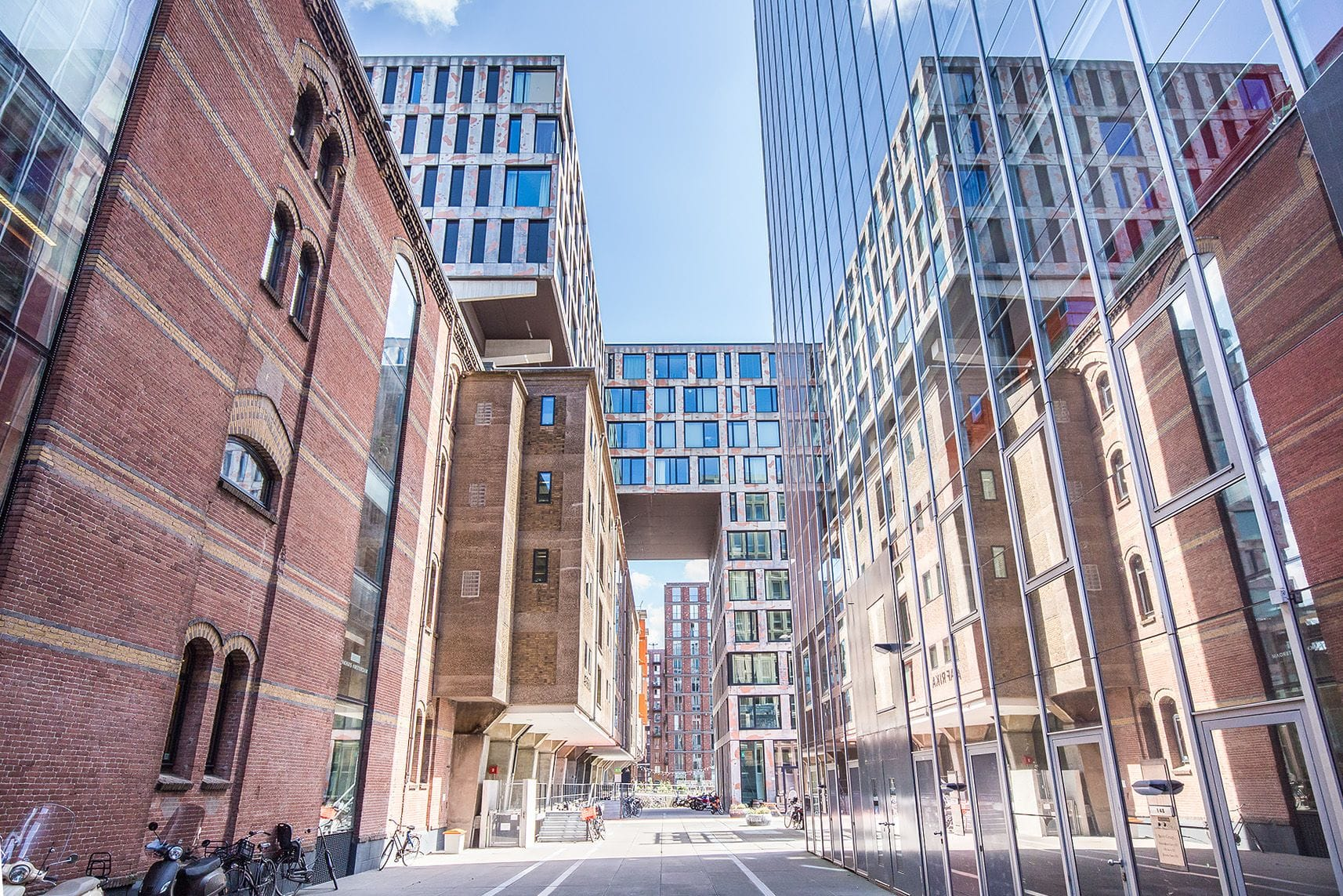 Kantoor Ymere Amsterdam