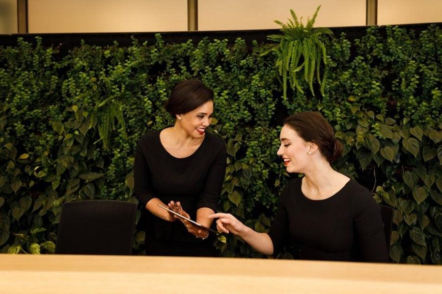 Receptionist(e) voor de Nederlandsche Bank in Amsterdam