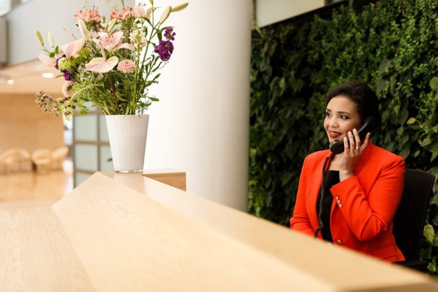 Receptionist(e) voor Private Banking kantoor in Rotterdam