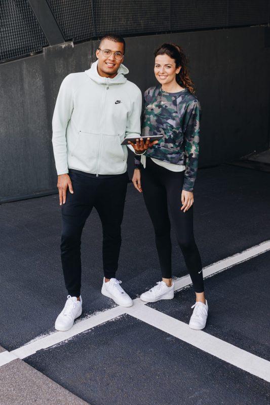 Temporary Host(ess) Nike EHQ